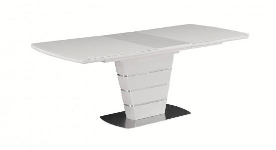 Стол обеденный (трансформер) ZENIT (белый)