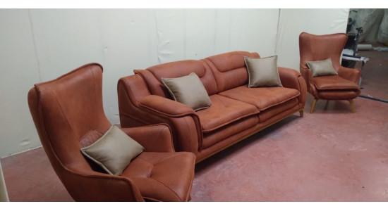 Мягкая мебель Star (Бурый/Brown)