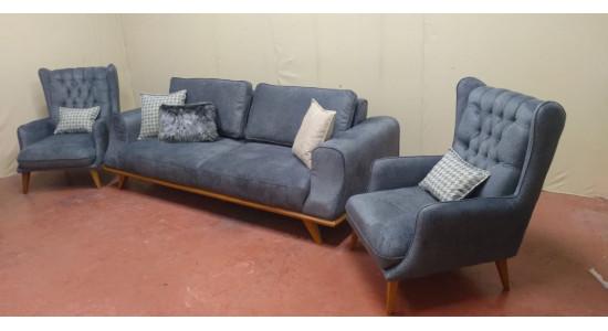 Мягкая мебель Prestij (синий/blue)