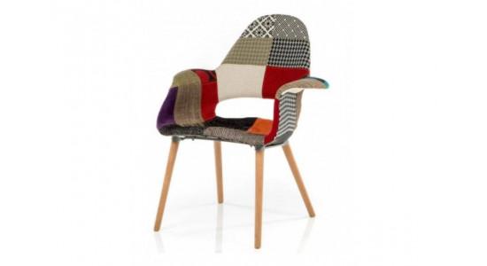Кресло дизайнерское SMILE (саммер)