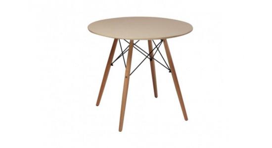 Стол обеденный дизайнерский FANCY (таупе)