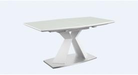 Стол обеденный (трансформер) FLEX (белый)