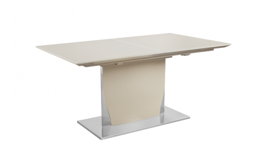Стол обеденный (трансформер) COSMO (бежевый)
