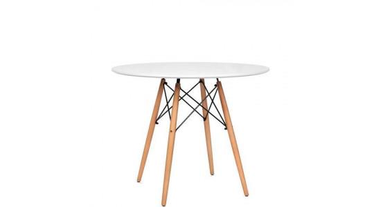 Стол обеденный FANCY (белый)
