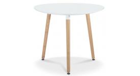 Стол обеденный SIRIO (белый)