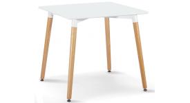 Стол обеденный VITO (белый)