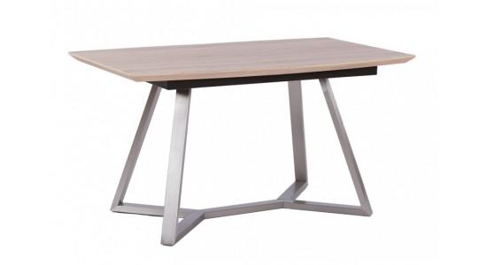 Стол обеденный (трансформер) SOHO (140-180) (дуб)