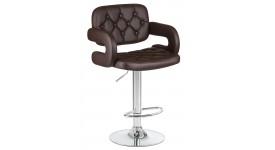 Барный стул LM-3460 коричневый