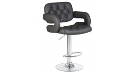 Барный стул LM-3460 серый