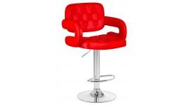 Барный стул LM-3460 красный
