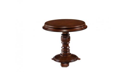 MK-4540-LW MARION цвет: Light Walnut Журнальный столик круглый