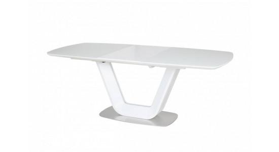 Стол обеденный (трансформер) OASIS (белый)