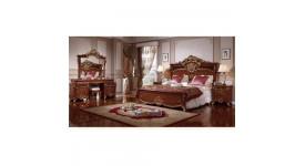 Спальня 977 (светлый орех)