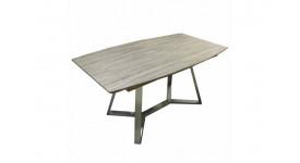 Стол обеденный (трансформер) SOHO (160-210) (кэмел)