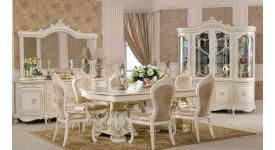 Комплект мебели для гостиной Королева 3876 (барокко)