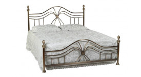 Кровать 9315 L (Античная медь)
