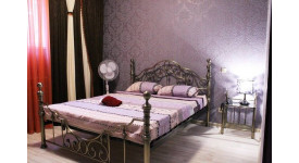 Кровать 9603 Каролина 2 (Античная медь)
