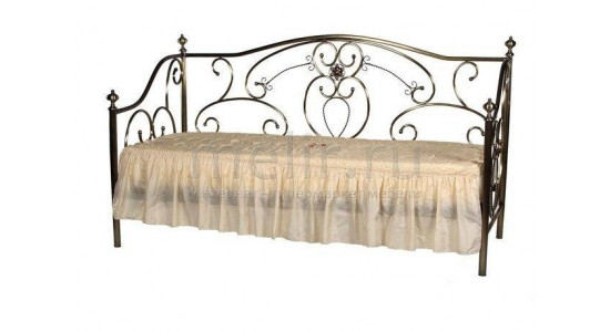 Кровать 9910 (Античный белый) 1