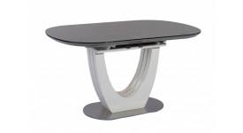 Стол обеденный (трансформер) AURA (серый)