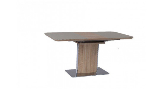 Стол обеденный (трансформер) CAMPO (дуб)