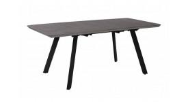 Стол обеденный (трансформер) DAKAR (коричневый камень)