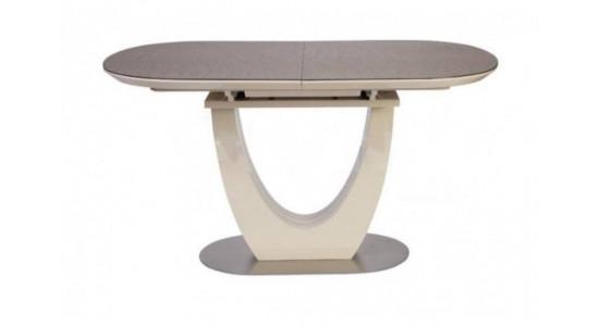 Стол обеденный (трансформер) AURA (коричневый)