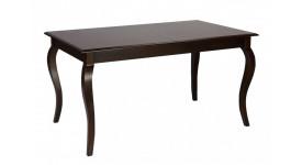 Стол обеденный деревянный (трансформер) MELODY (капучино)
