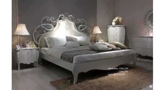 Спальня M-620190 (белый глянец)