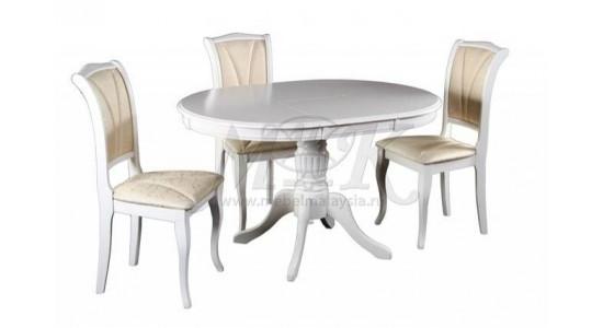 Стол обеденный MK-1254-BW
