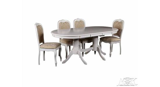 Стол обеденный MK-1215-BW