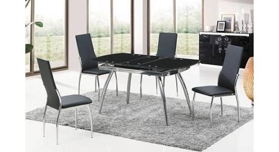 Стол обеденный MK-4302-BL