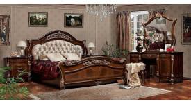 Классическая спальня Касандра (орех)
