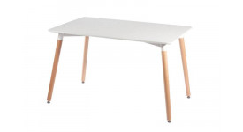 Стол обеденный LINK (белый)
