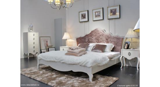 Белая спальня 620150 HEMiS