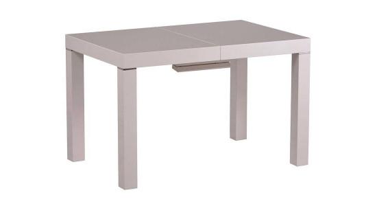 Стол обеденный (трансформер) LINE (ванильный)