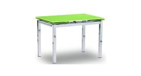 Стол обеденный (трансформер) MIX-1 (салатовый)