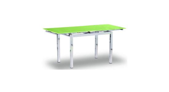 Стол обеденный (трансформер) MIX-2 (салатовый)