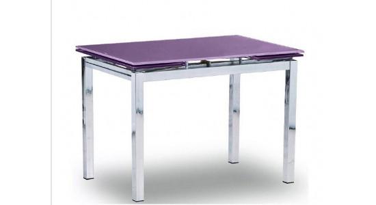 Стол обеденный (трансформер) MIX-1 (лиловый)