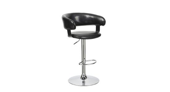 Барный стул BCR-202 (чёрный)