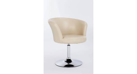 Кресло барное поворотное BCR-303 (бежевое)