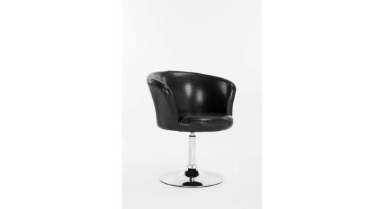 Кресло барное поворотное BCR-303 (чёрное)