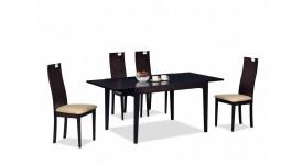 Стол обеденный (трансформер) LARGO (венге)