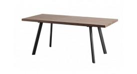 Стол обеденный скандинавский VIVI (120-160) (ясень)