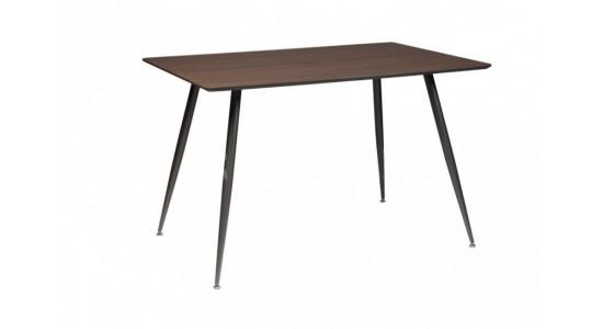 Стол обеденный скандинавский IRVIN (орех)