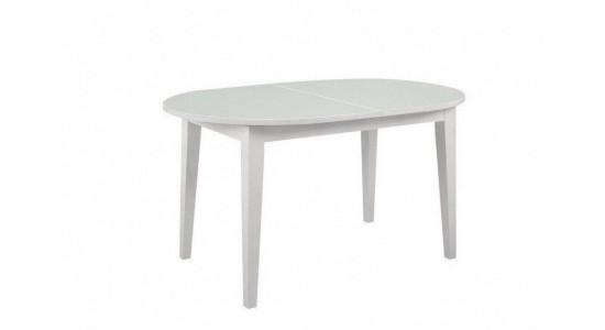 Стол обеденный (трансформер) JAZZ (белый)