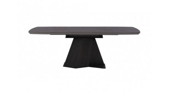 Стол обеденный (трансформер) SCALA (коричневый)