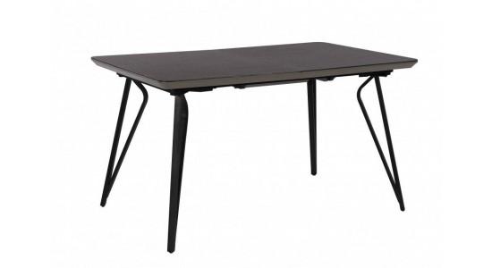 Стол обеденный (трансформер) TERRA (коричневый)