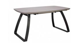 Стол обеденный (трансформер) ORION (темно-серый)