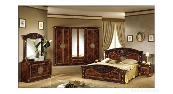 Мебель для спальни Рома (Орех)