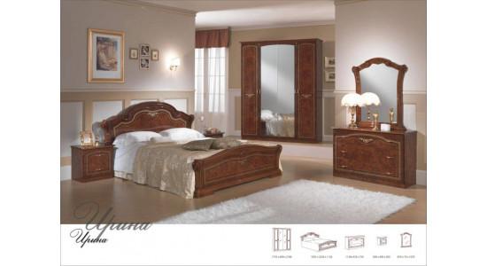 Мебель для спальни Ирина (Орех)